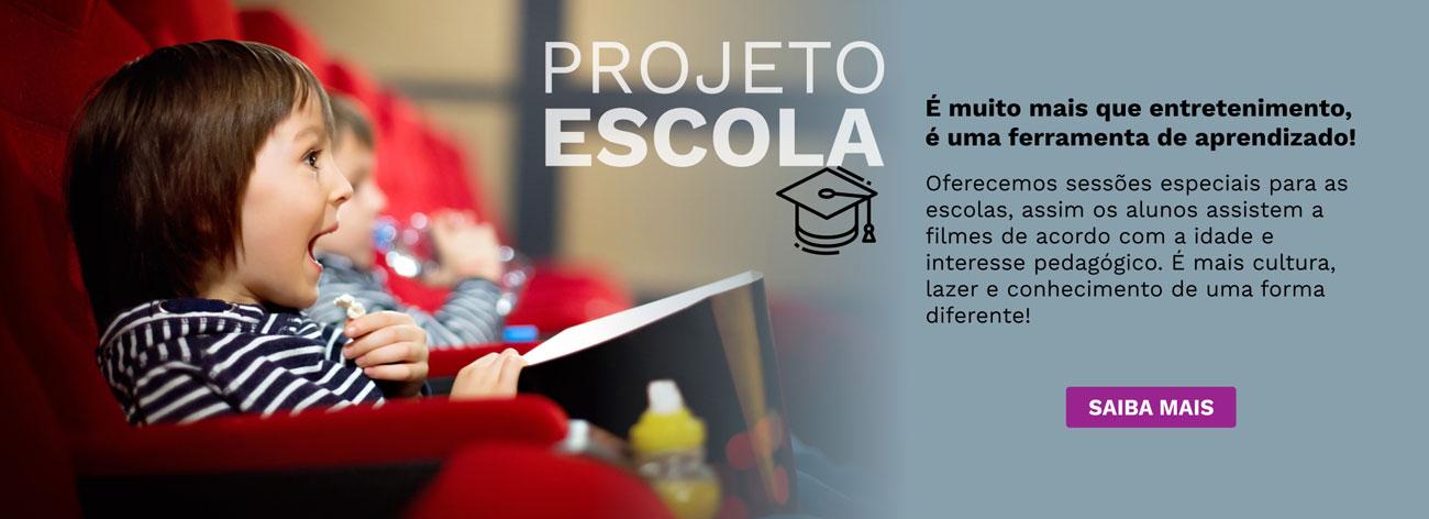 Projeto Escola - Cinema Cineplus