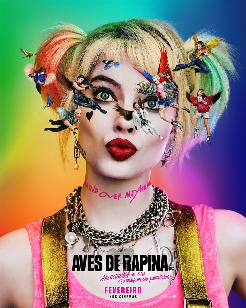 Aves de Rapina - Cinema Cineplus Curitiba