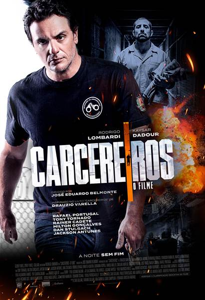 Carcereiros - Cinema Cineplus Curitiba