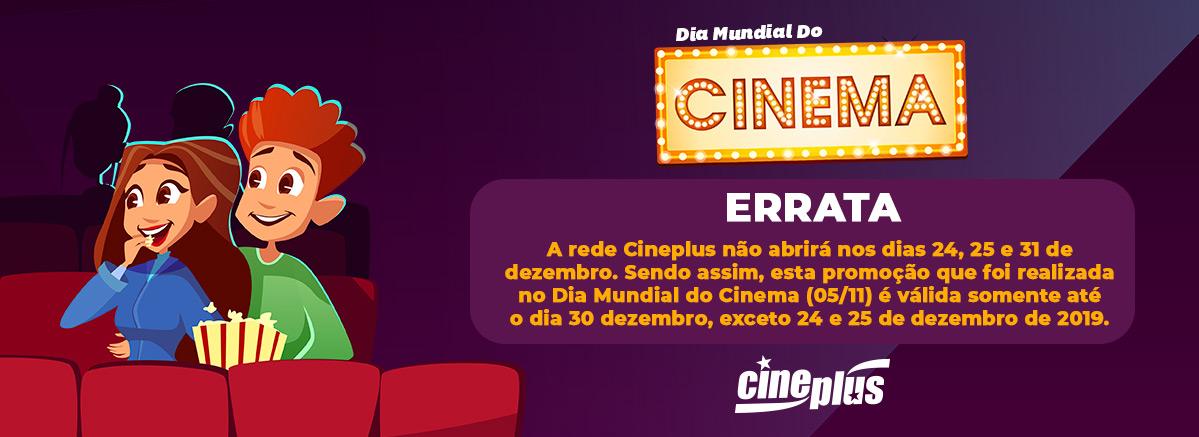 Cinema Cineplus - Curitiba