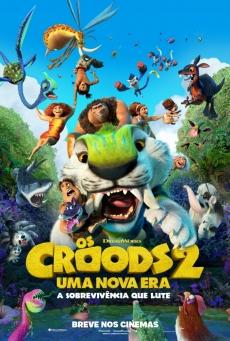 os croods 2 - Cinema Cineplus